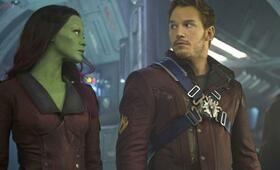 Guardians of the Galaxy mit Chris Pratt und Zoe Saldana - Bild 92