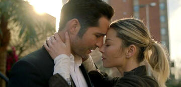 Lucifer Morningstar und Chloe Decker = Deckerstar