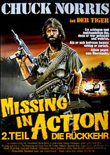 Missing in Action 2 - Die Rückkehr - Poster