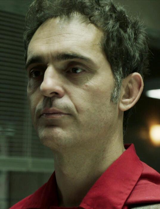 Haus des Geldes mit Pedro Alonso