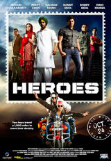 Heroes - Poster