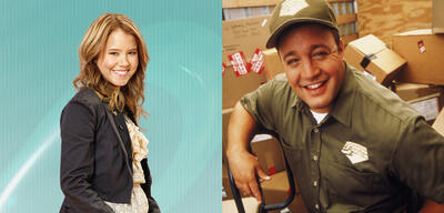 Taylor Spreitler und Kevin James - Bald Tochter und Vater