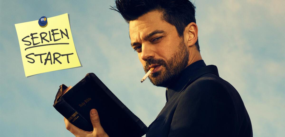 Preacher Serie Staffel 2