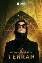 Teheran - Poster