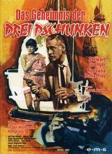 Das Geheimnis der drei Dschunken - Poster
