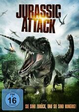 Jurassic Attack - Poster