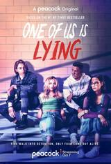 One Of Us Is Lying - Staffel 1 - Poster