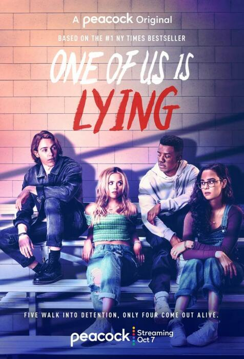 One Of Us Is Lying, One Of Us Is Lying - Staffel 1