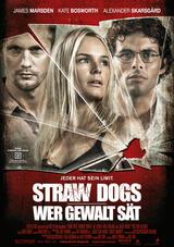 Straw Dogs - Wer Gewalt sät - Poster