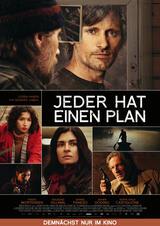Jeder hat einen Plan - Poster