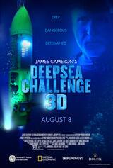 Deepsea Challenge 3D - Poster