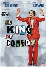 King of Comedy - Poster