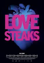 Love Steaks Poster