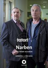 Tatort: Narben - Poster