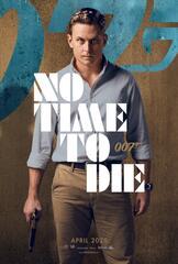 Billy Magnussen in James Bond 007 - Keine Zeit zu sterben