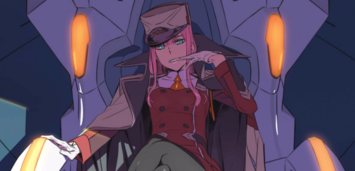 Bild zu:  DARLING in the FRANXX