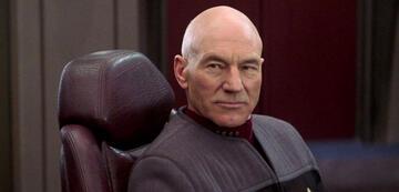 Der spätere Jean-Luc Picard