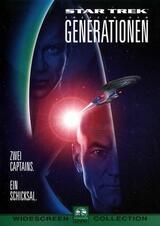 Star Trek VII - Treffen der Generationen - Poster