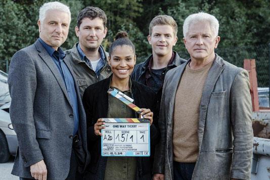 Tatort: One Way Ticket
