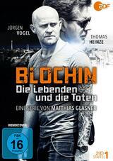 Blochin - Die Lebenden und die Toten - Poster