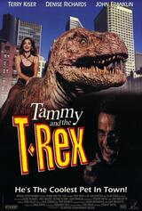 Teenage T-Rex: Der Menschen-Dinosaurier - Poster