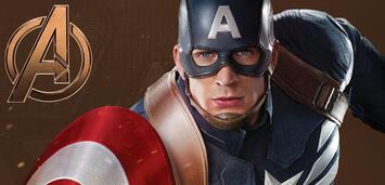 Bild zu:  Avengers 3: Infinity War - Wird Captain America sterben?