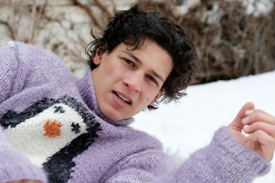 Kalte Füße mit Emilio Sakraya