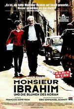 Monsieur Ibrahim und die Blumen des Koran Poster