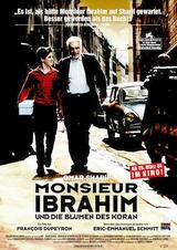 Monsieur Ibrahim und die Blumen des Koran - Poster