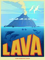 Lava - Poster