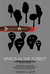 Depeche Mode: Spirits in the Forest - Poster
