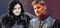 Bild zu:  Game of Thrones: Jon und Jaime
