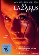 The Lazarus Effect - Poster