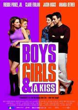 Boys, Girls & a Kiss - Poster