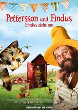 Pettersson und Findus 3 - Findus zieht um - Poster