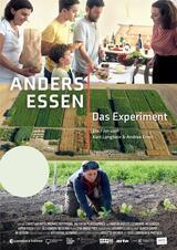 Anders essen - Das Experiment  - Poster