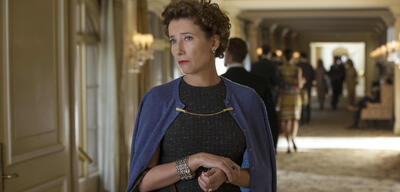 Emma Thompson in Saving Mr. Banks