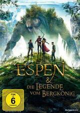 Espen und die Legende vom Bergkönig - Poster