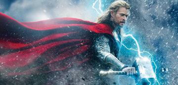Thor ist mehr als nur ein kraftstrotzender Krieger