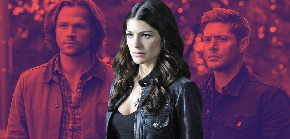 Supernatural: Genevieve Padalecki als Ruby