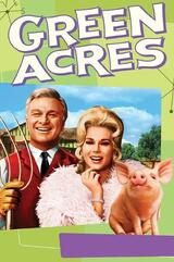 Green Acres - Poster