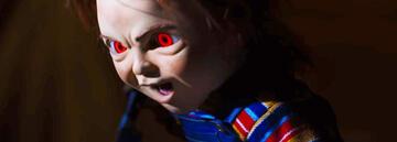 Chucky sieht rot