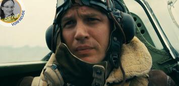 Bild zu:  Tom Hardy in Dunkirk
