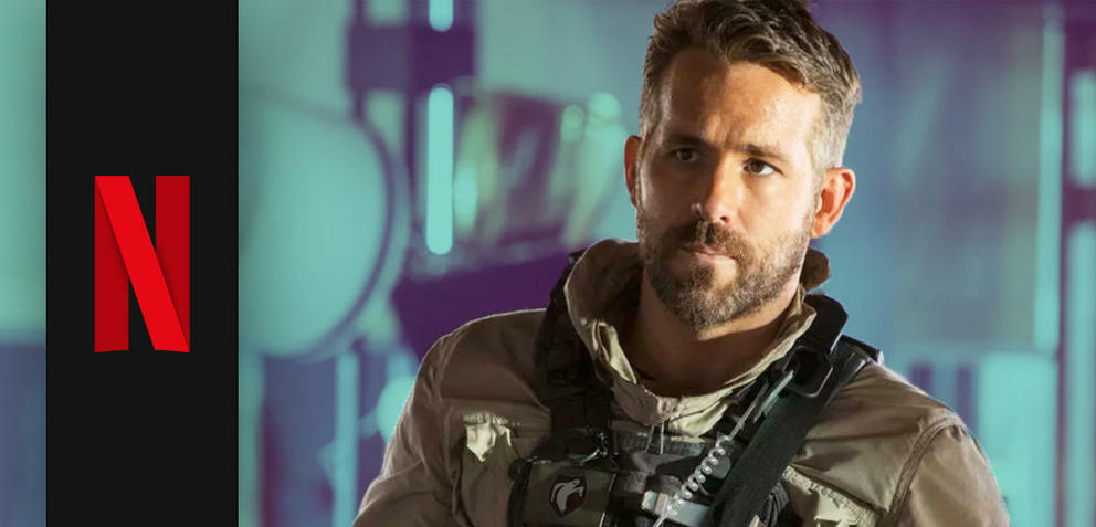 Ryan Reynolds in 6 Underground