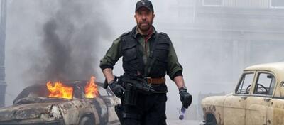 Geht Chuck Norris so lässig in Rente?