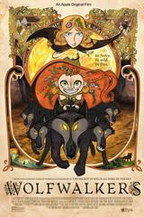 Wolfwalkers - Poster