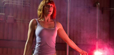 Bryce Dallas Howard in Jurassic World