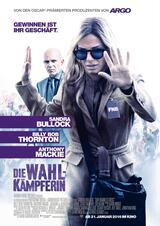 Die Wahlkämpferin - Poster