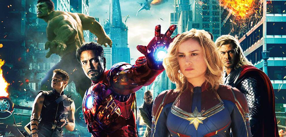 Marvel's The Avengers/Captain Marvel