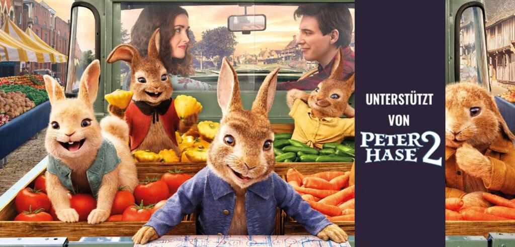Peter Hase 2: Jetzt im Kino